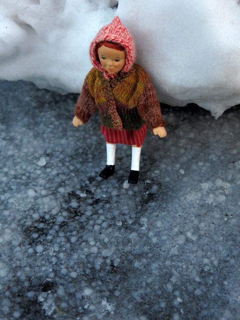 Frozen Hail