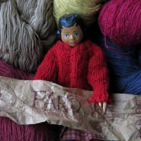 Faro Yarn for Rose