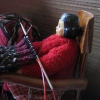 Knitting New Hitty Sleeping Bags
