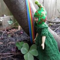 A Garden Rainbow