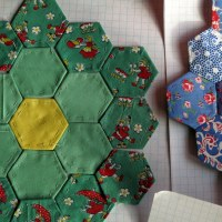Grandma's Hexagons