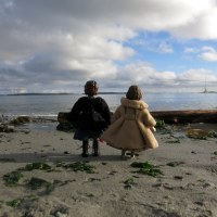 Sandy November Walk